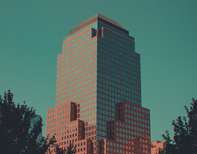 Architecture in NYC //