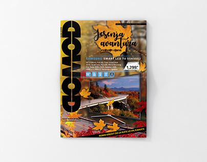 DOMOD - katalog oktobar