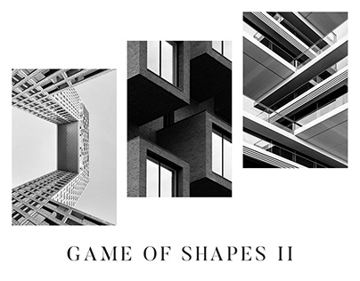 Game of Shapes II
