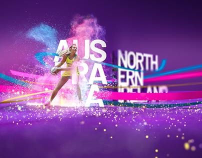 NETBALL WORLD CUP // TITLE