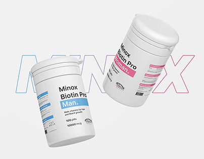 Minox Biotin Pro- Vitamins for Hair growth