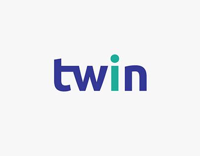 Twin - Brand design
