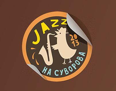 Jazz at the Suvorov str.