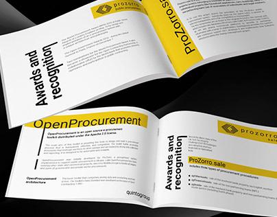 OCDS brochures