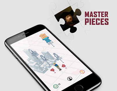Master Pieces: Mobile art education game.