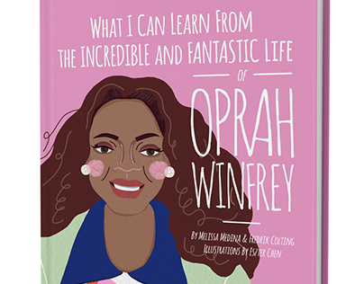 What I Can Learn From - Oprah Winfrey