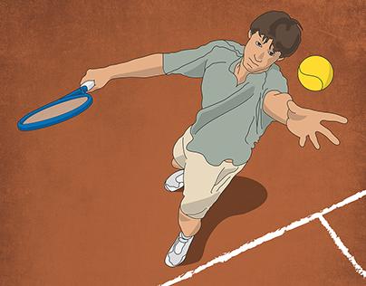 Tennis: locandine per torneo