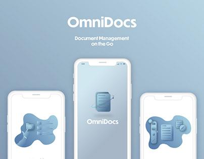 Omnidocs - Document Management App