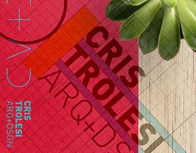 Cris Trolesi | Identidade Visual Completa
