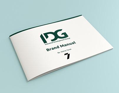 IDG Branding and Brand Manual