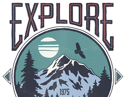 Explore themed graphics