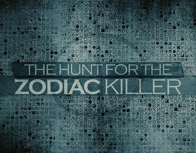The Zodiac Killer - Serial Killer Documentary Graphics