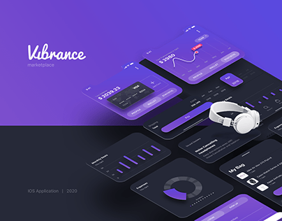 Vibrance Marketplace App