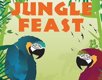 Jungle Themed Menu