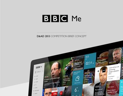 BBC Me concept