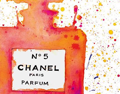 Chanel No. 5 - Heaven Scent