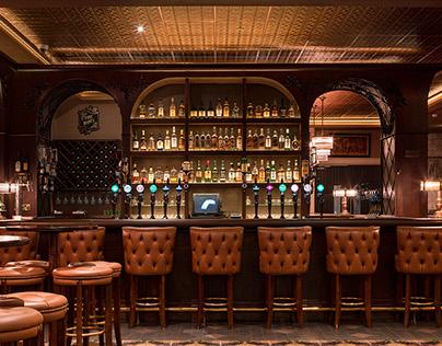 Dotts Bar, The Rose Hotel