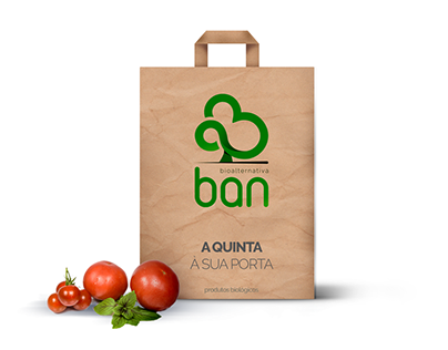 Organic Farm - Visual Identity