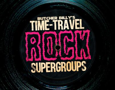 Time-Travel Rock Supergroups #ButcherBilly