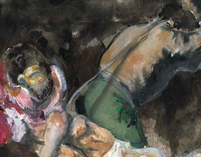 Caravaggio Study
