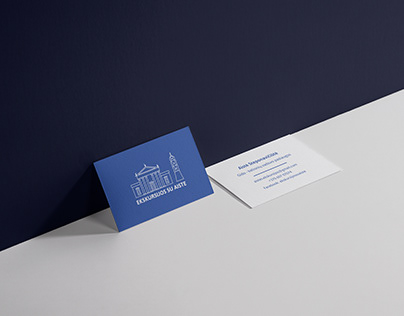 Business card - Ekskursijos su Aiste