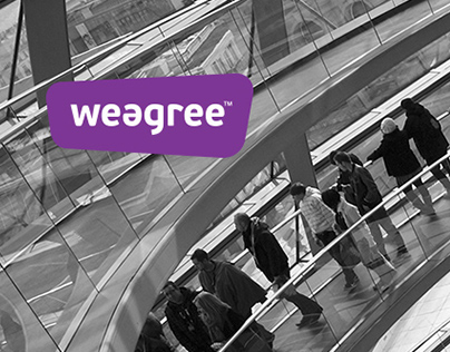 Weegree - name & identity design, corporate website