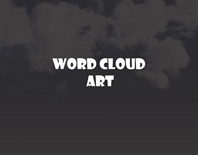 Word Cloud Art