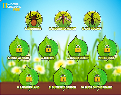 National Geographic Kids Bug Bash