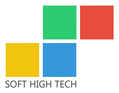 Soft High Tech Logo
