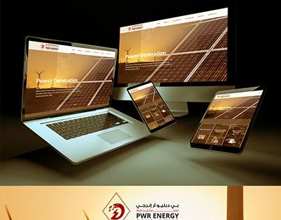 PWR Energy Website