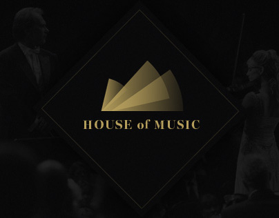 House of Music - web site