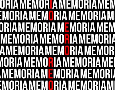 """Giorno della Memoria 2019 - """"IO ERO REO"""""""