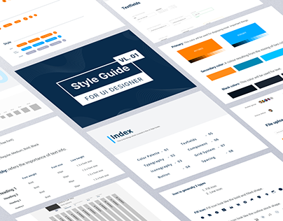 Style Guide for UI Designer