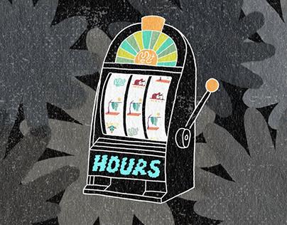 Melt - Hours (Single Animation)