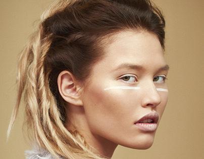 Aveda & Kydra Hair stile