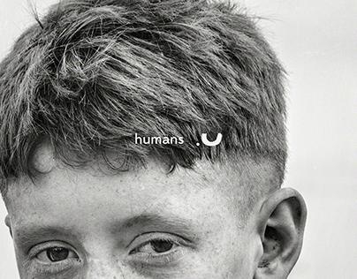 HUMANS.U visual identity