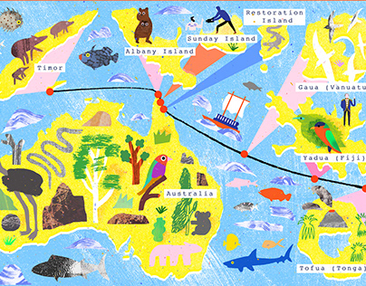Folio Artists - Map Artworks