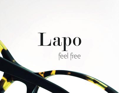 Lapo . Branding & Editorial line