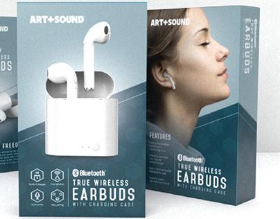 Art+Sound Packaging