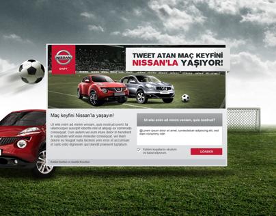 Nissan - Winning Tweet Project