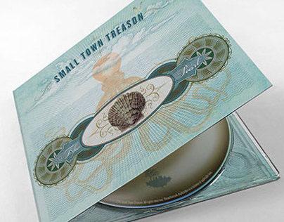 Small Town Treason - CD Digipak