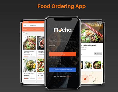 Food Ordering App (Practice Work)