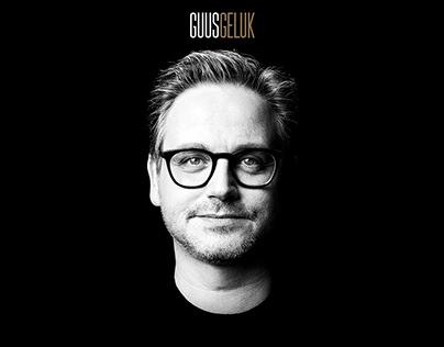 Concept & graphic design for Guus Meeuwis album - Geluk
