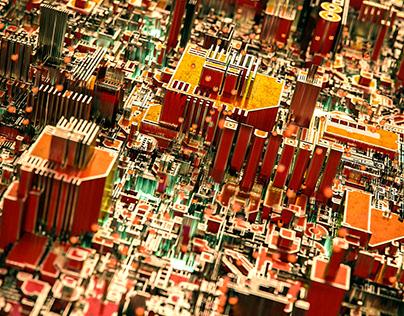 亞洲電路大城市(Asian-Circuit-Megacity)