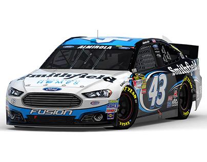 2013 #43 Smithfield Ford Fusion