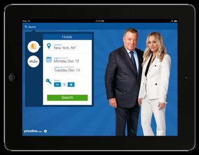 Priceline.com iPad App