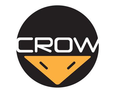 CROW Logo Design