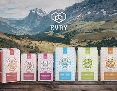 Evry – Süß mit Herkunft