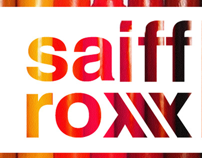 My colorful logo