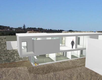Gillberg Residence, Portugal 2000-2004